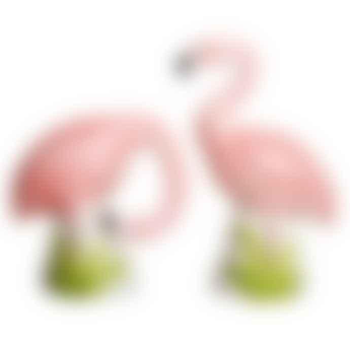&klevering Flamingo Salt And Pepper Set