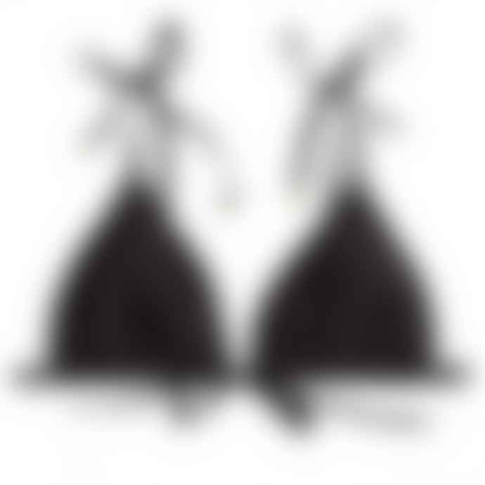 Love Stories Black Bikini Bralette Joy