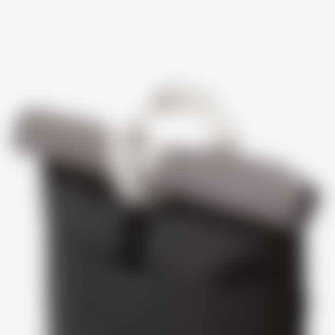 Ucon Acrobatics Black Hajo Canvas Backpack