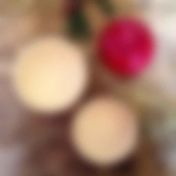 Bibol Medium Cherry Bamboo Lacquered Tien Bowl