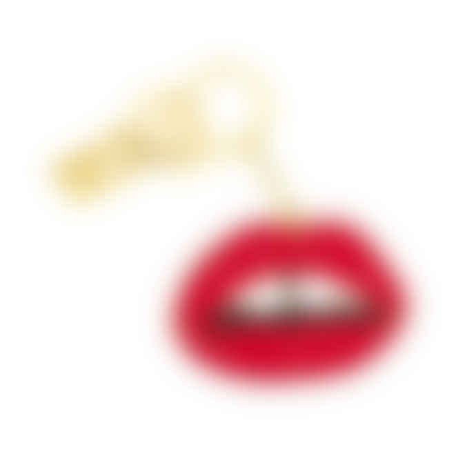 DOIY Design Oversized Lips Key Ring