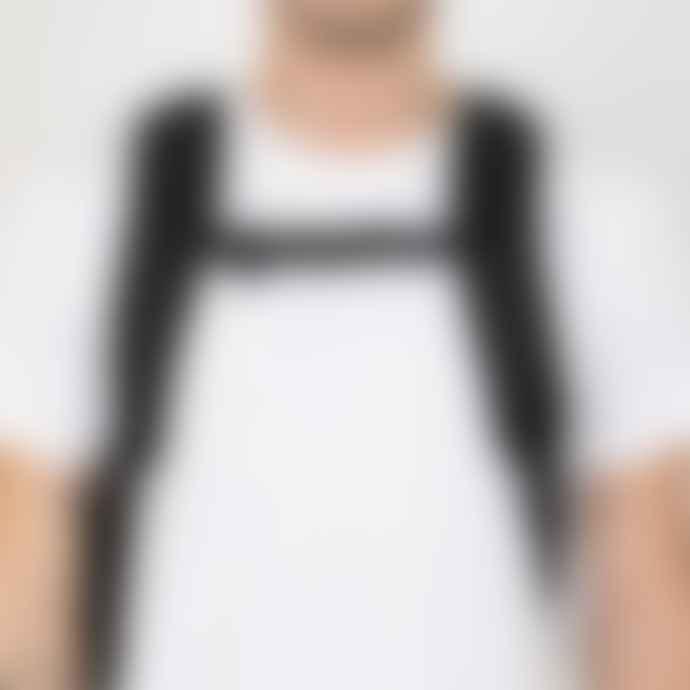 Sandqvist  Black Zack Duffle Bag