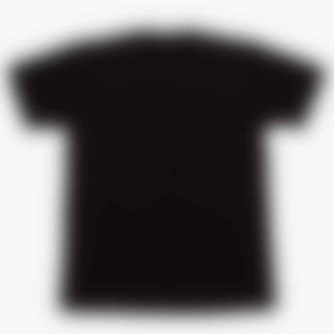 Comme Des Garcons Play Black Red Heart Cotton T-Shirt