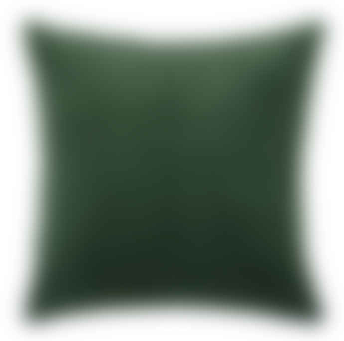 Wallace Cotton Velvet Velluto Large Square Pillowcase