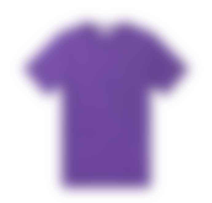YMC Purple Wild Ones Pocket Tee