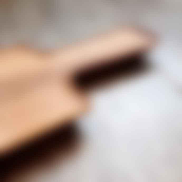 Chabatree Teak Wood Elongated Erawan Tray