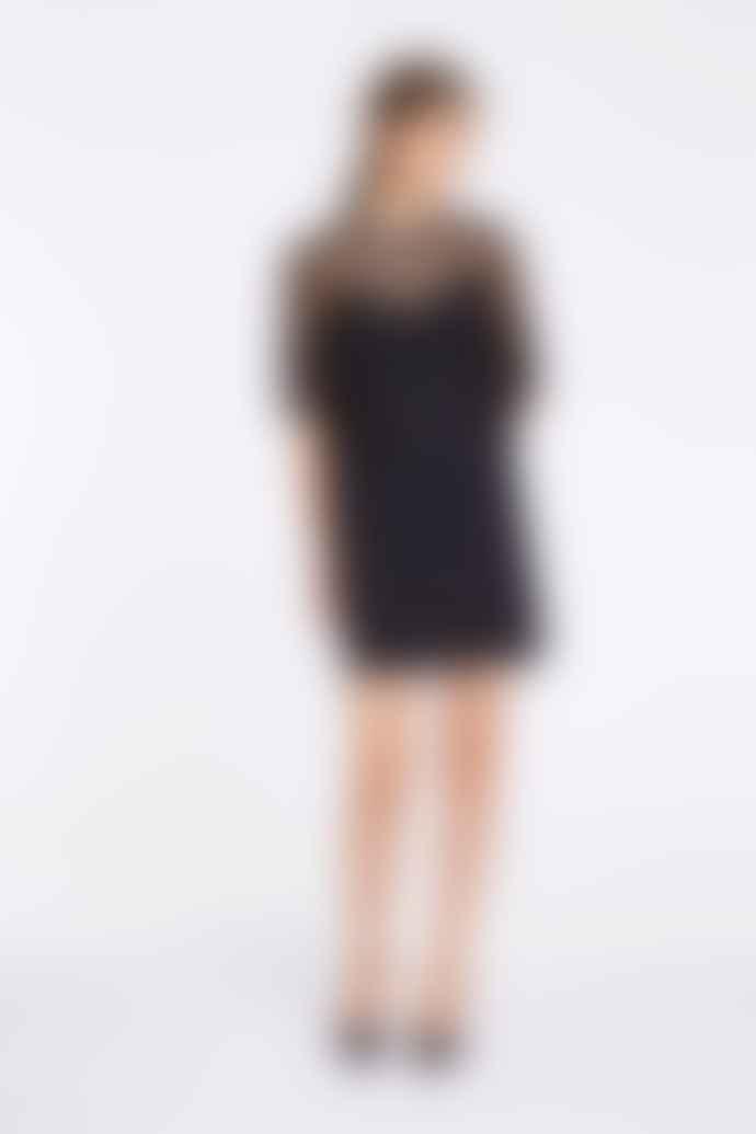 Samsoe & Samsoe Black Daphne SS 8330 Dress