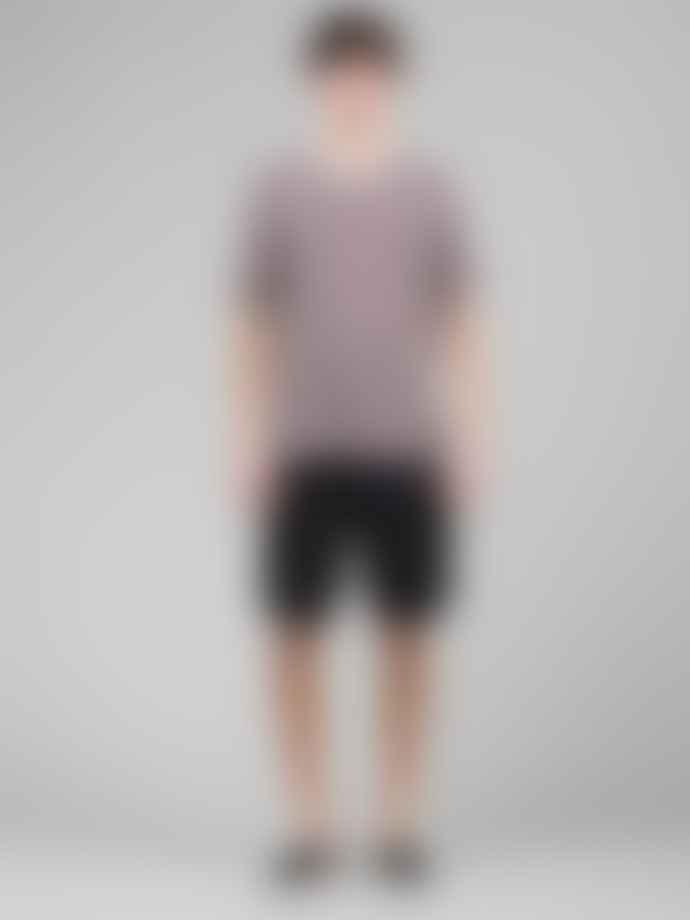 Folk Navy Linen Shorts
