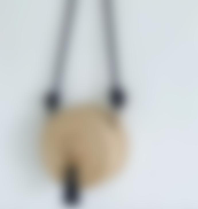 The Gabriella Handmade Palm Tassel Bag