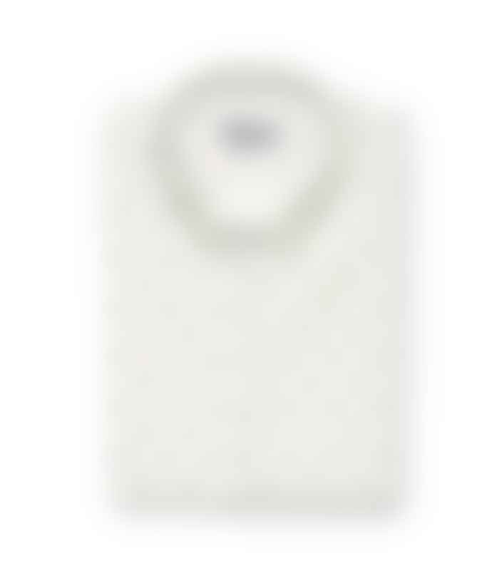 Brava Fabrics Off White Fixie Bicycle Print Shirt
