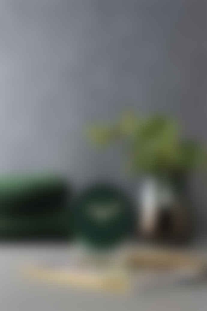 Karlsson Grayed Jade Lush Velvet Alarm Clock (6 colours)