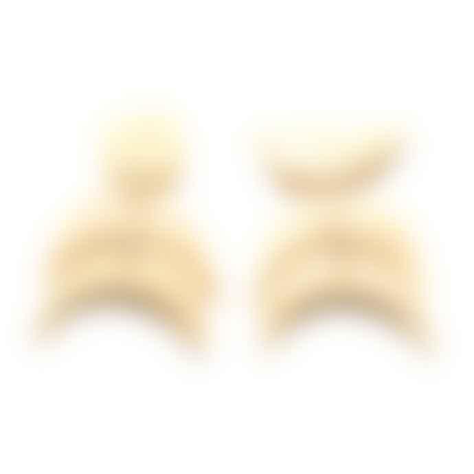 Ceramic Figurine Earrings