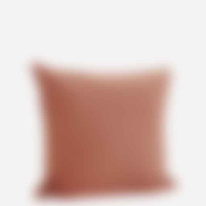 Madam Stoltz Pink Cushion Cover