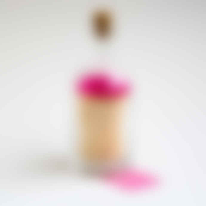 Archivist Bottle Of Neon Pink Tipped Luxury Matches