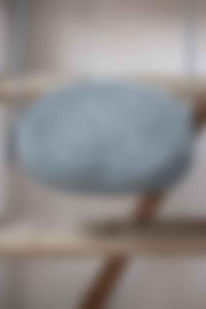 Neuville Ovale Conifer Suede Cross Body Bag