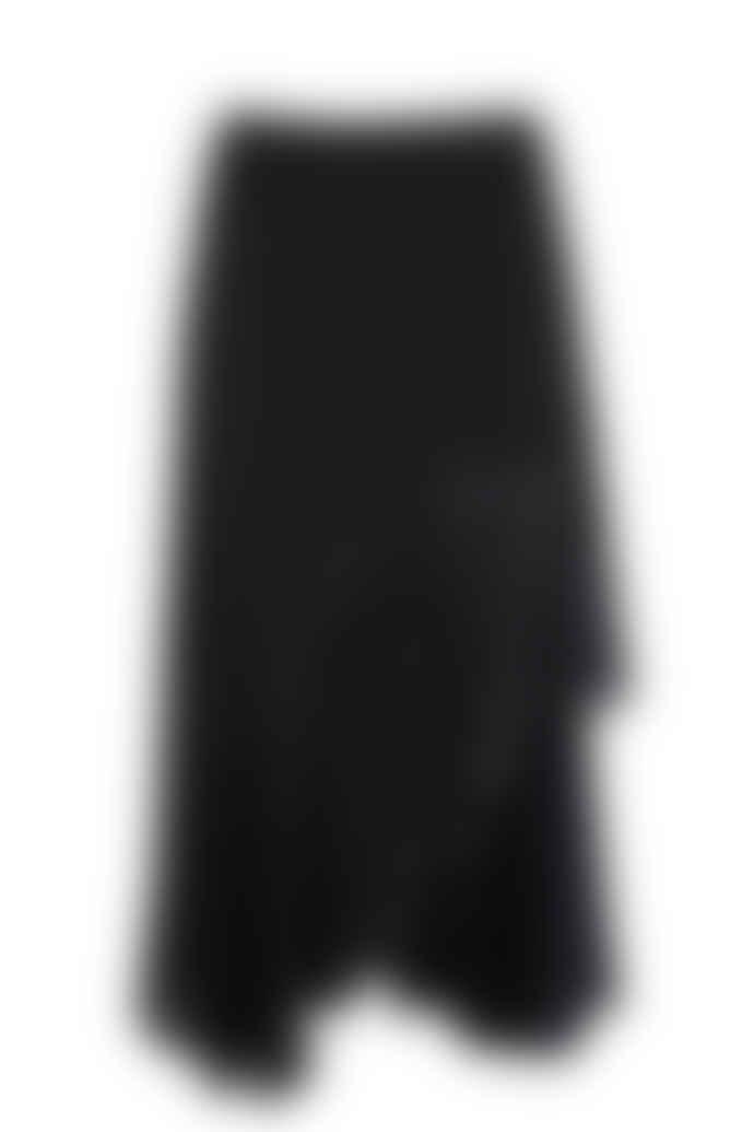 Jovonna London Black Musubi Polka Dots Skirt