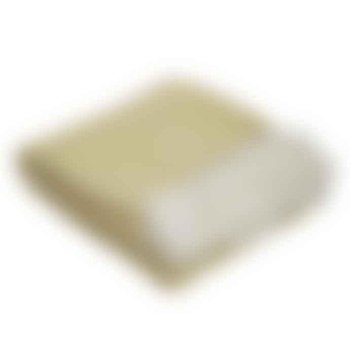Weaver Green Gooseberry Herringbone Blanket