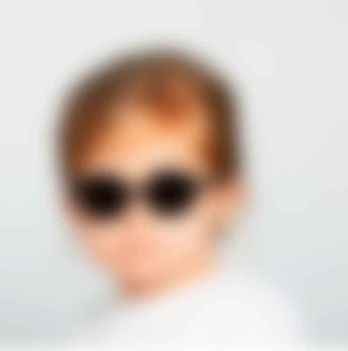 IZIPIZI Kids Black Sunglasses