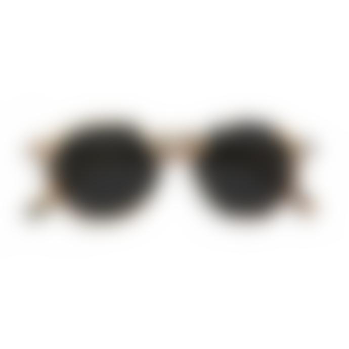 Izipizi Paris Light Tortoise D Shape Sunglasses