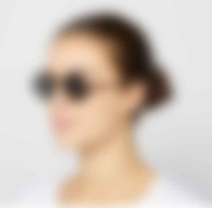 IZIPIZI Light Tortoise G Shape Sunglasses
