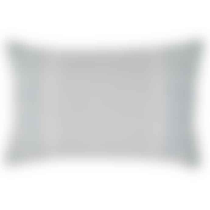 The Living Lounge Blue Recycled Plastic Outdoor Cushion