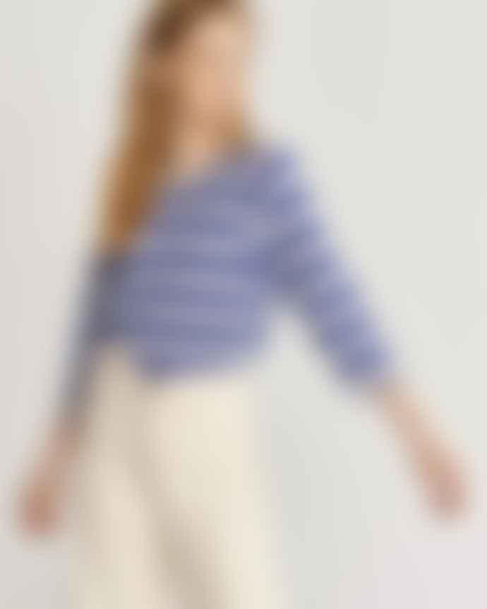 Bellerose Seeli Striped T Shirt