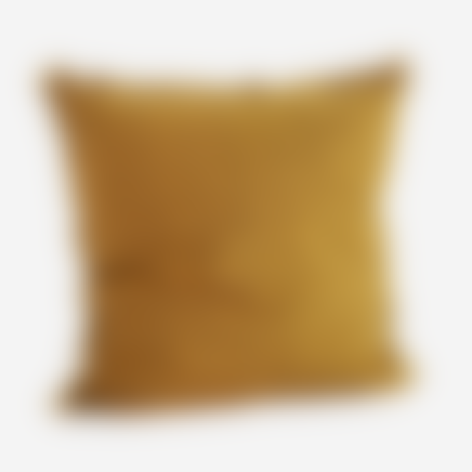 Madam Stoltz Cushion Cover With Fringes