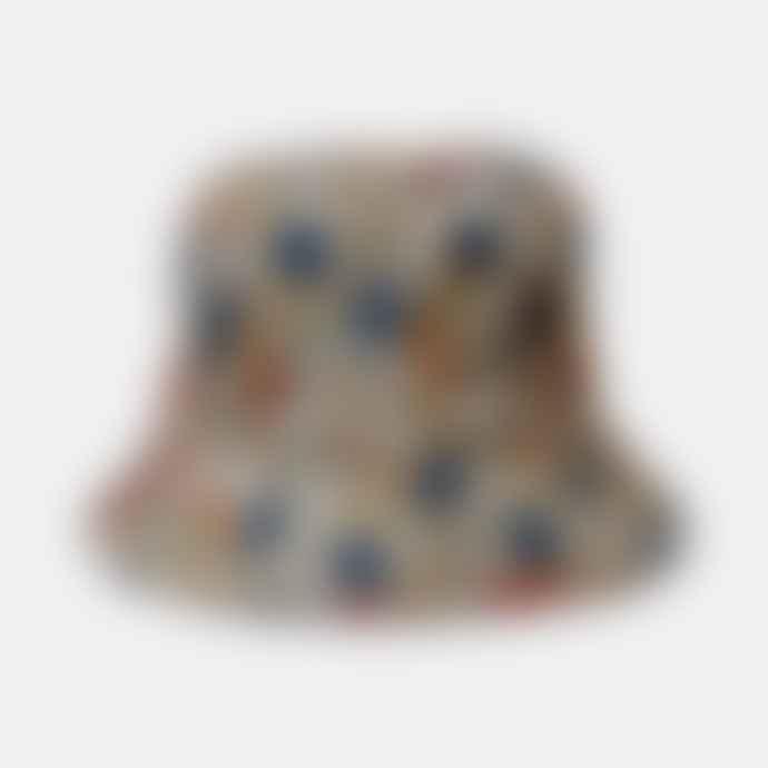Far Afield Jazz Camo Reversible Bucket Hat