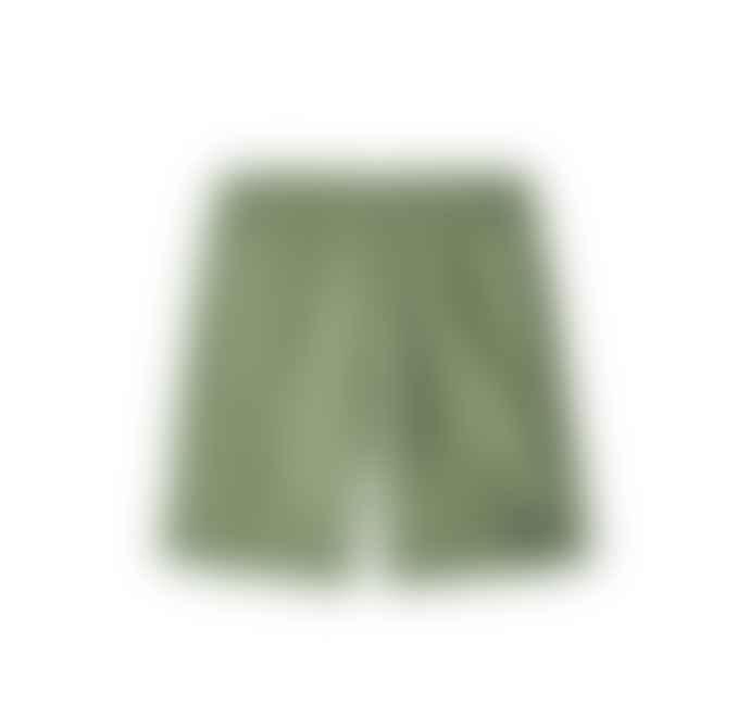 Patagonia Matcha Green Baggies Light Shorts