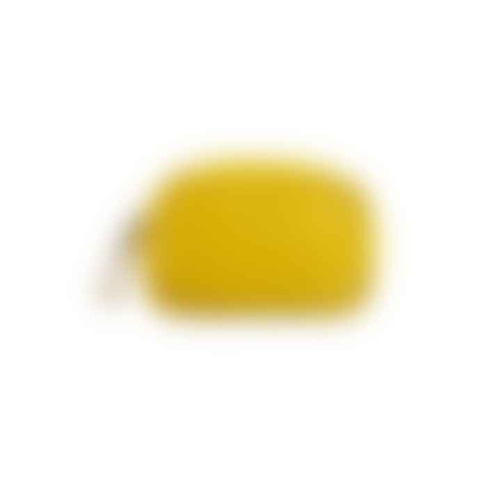 Escuyer Small Mustard Travel Case