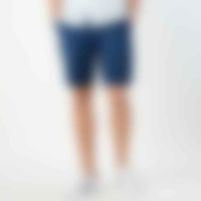 Lee Jeans  Indigo Lee Slim Chino Shorts