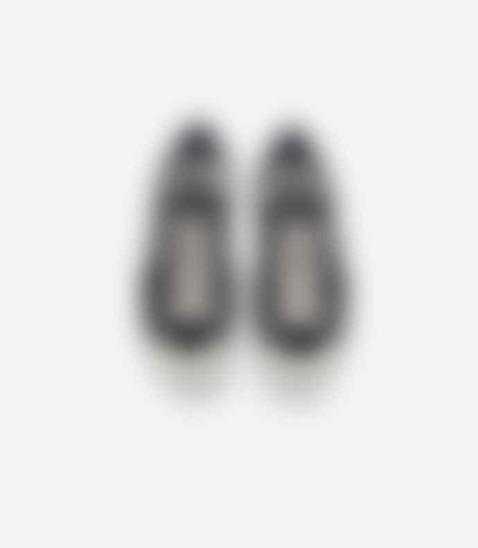 Veja Black Nova Canvas Pierre Shoes