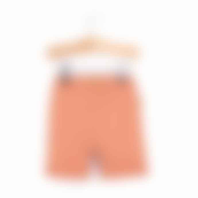 Lotiekids / Lötiekids Smooth Peach Bermuda Short