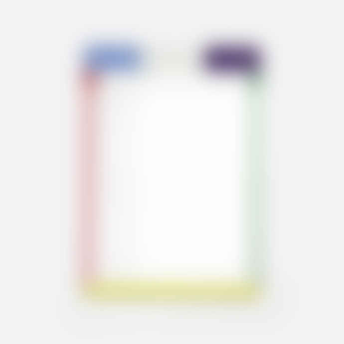 Papier Tigre Module Plus Notepad + Clipboard