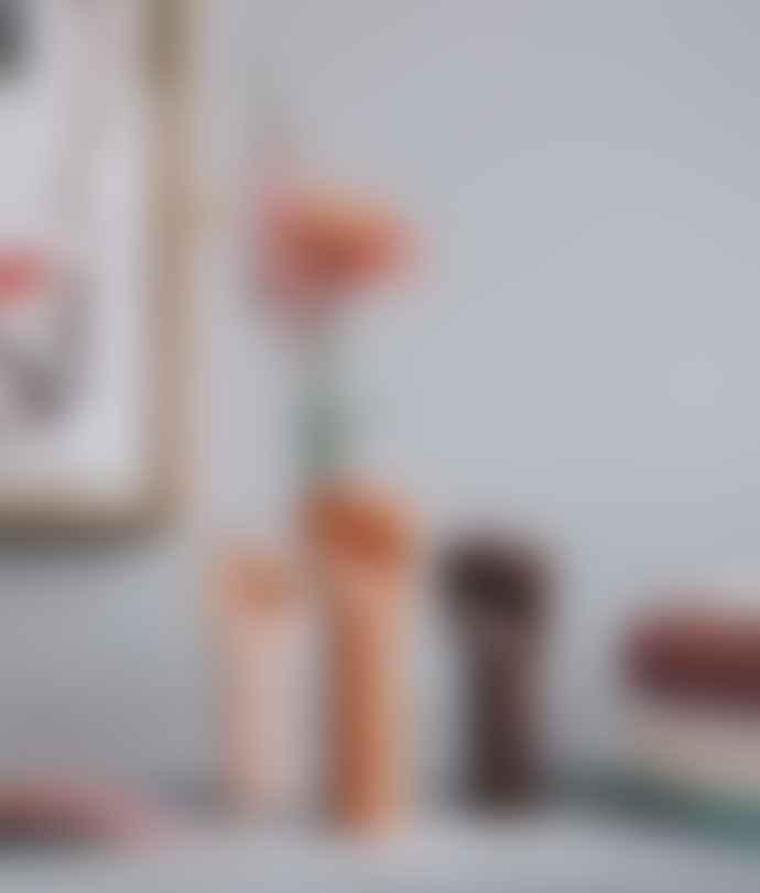 DOIY Design White Girl Power Vase