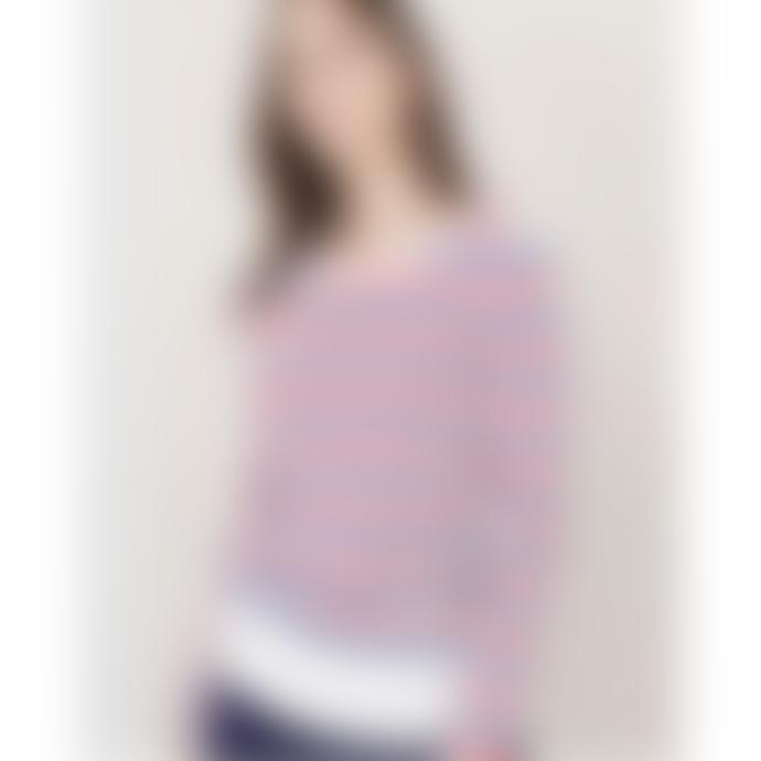 Le Mont St Michel Sailor Classic Stripes Cotton Jersey