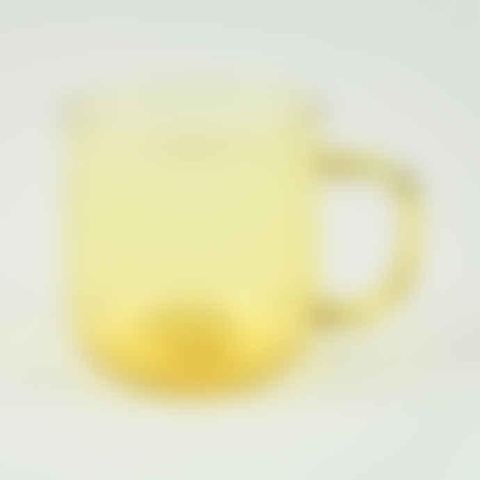 HAY Yellow Borosilicate Glass Mug