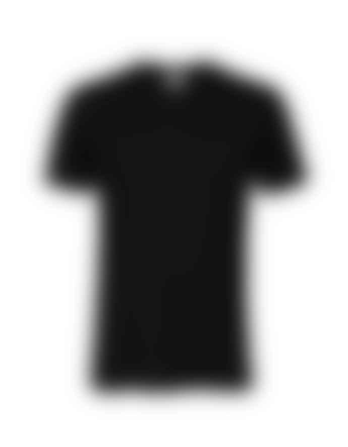 Colorful Standard Unisex Classic Organic Deep Black T Shirt