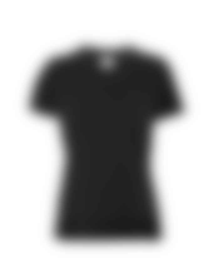 Colorful Standard Classic Women Light Organic Deep Black T Shirt