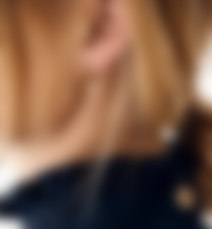 Anna + Nina SIlver Flame Earrings
