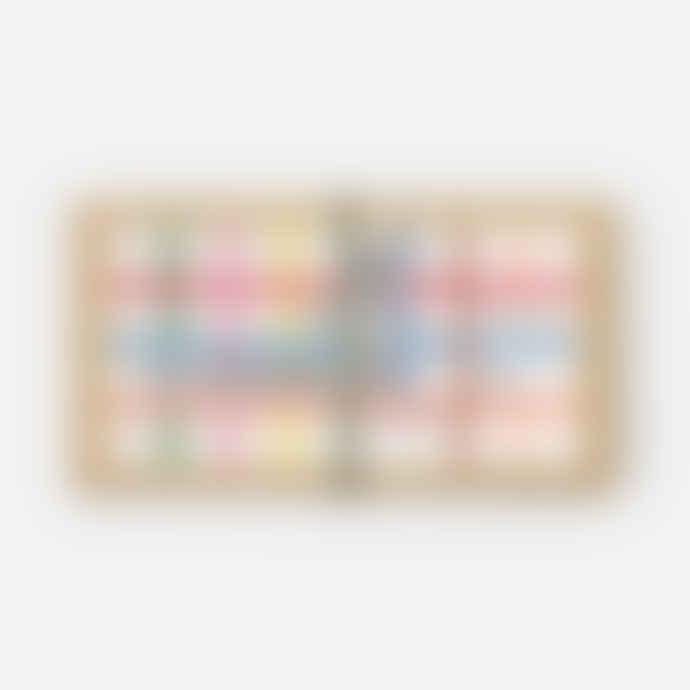 Papier Tigre Kitpas Wax Crayons