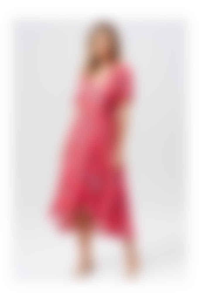 Sugarhill Boutique Jackie Havana Midi Dress
