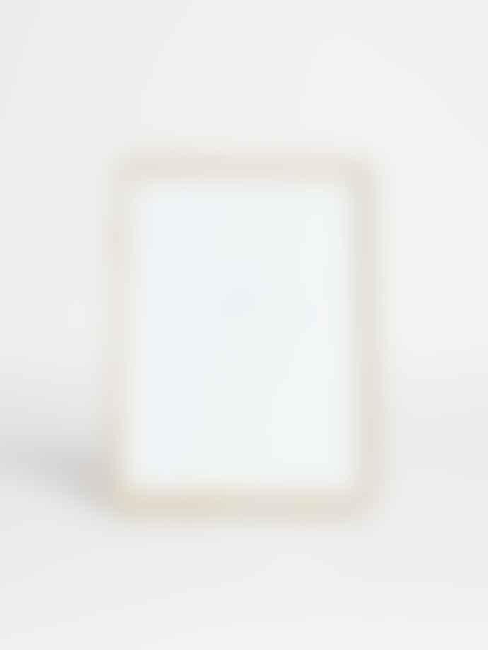 Gisela Graham Medium Gold Edge Glass Frame