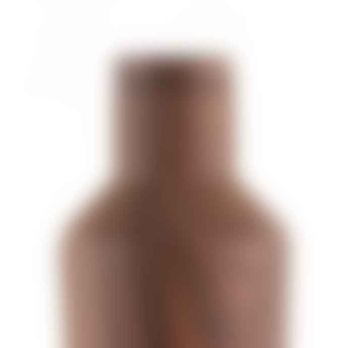 Corkcicle 16oz Walnut Canteen Thermos