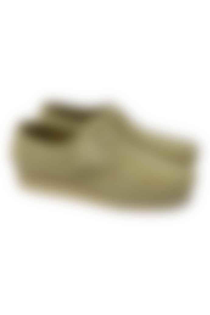 Clarks Originals Maple Weaver Suede Shoes
