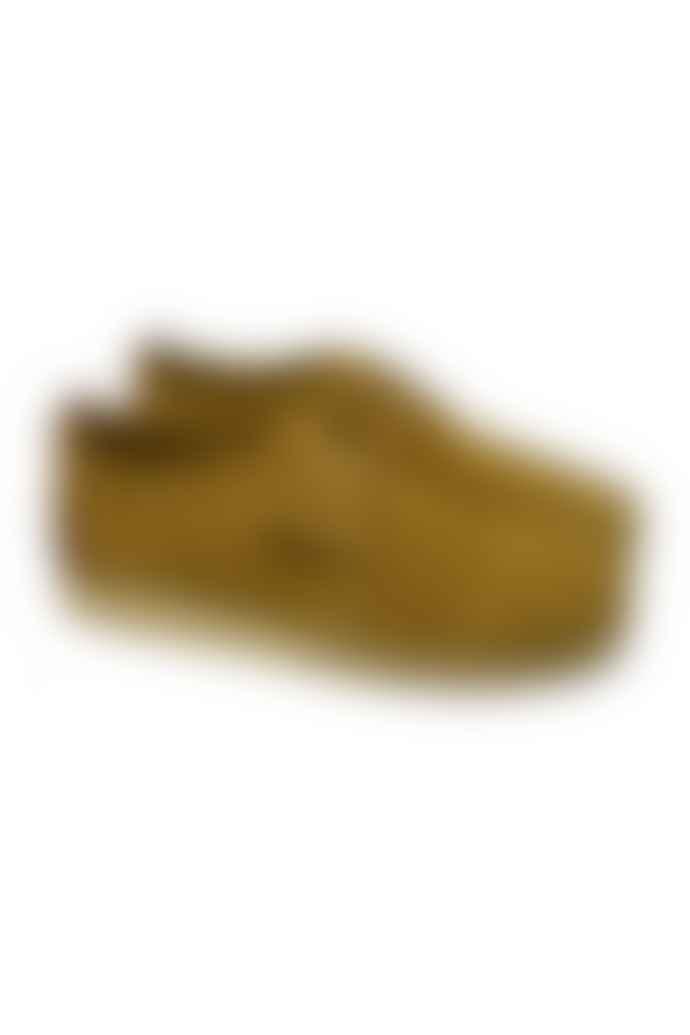 Clarks Originals Oak Ashton Suede Shoes