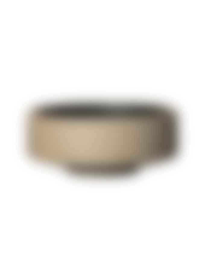 ByOn Beige Black Fumiko Tapas Bowl (Set of 2)