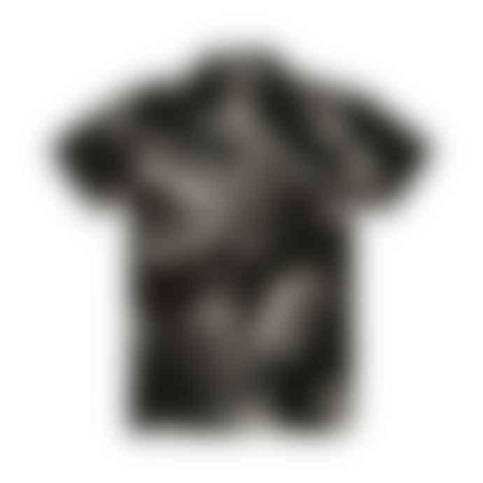 Deus Ex Machina Grey Scale Dean Atoll Shirt