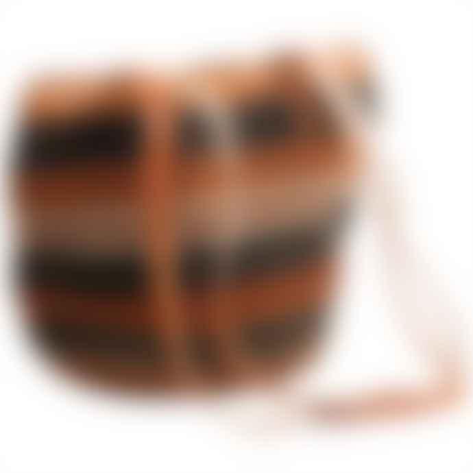 Afroart Small Baobab Basket Bag