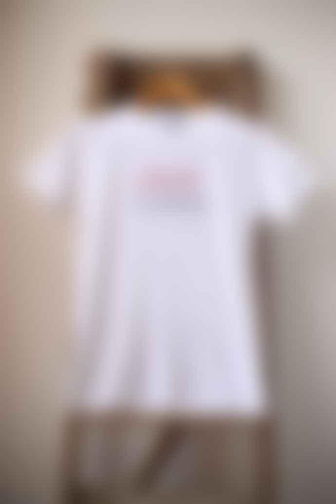 Bella Freud  White Solidarite Feminine T Shirt